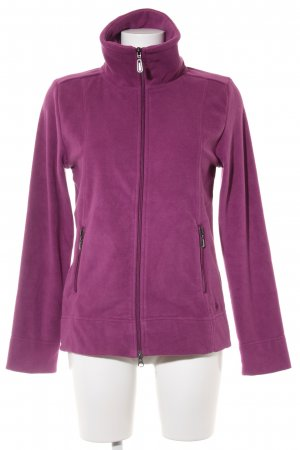 s.Oliver Fleece Jackets violet fluffy