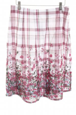 s.Oliver Glockenrock florales Muster Casual-Look