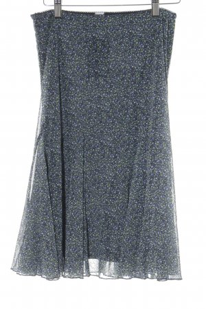 s.Oliver Godet Skirt floral pattern romantic style