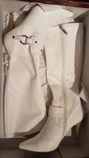 s.Oliver Jackboots white