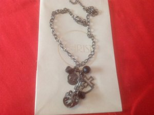 S.oliver Halskette,Krone,Herz usw.