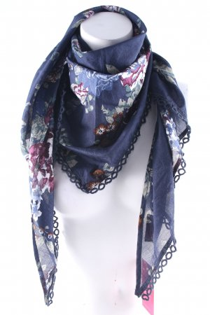 s.Oliver Neckerchief flower pattern casual look