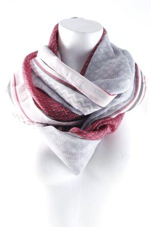 s.Oliver Neckerchief magenta-pink street-fashion look