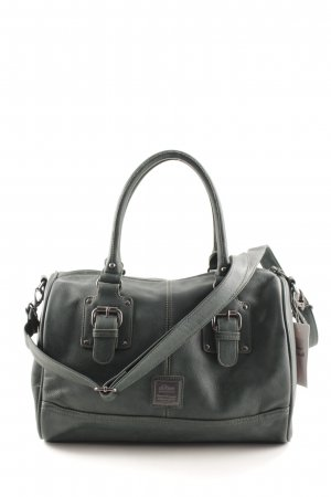 s.Oliver Bolso verde oscuro look casual