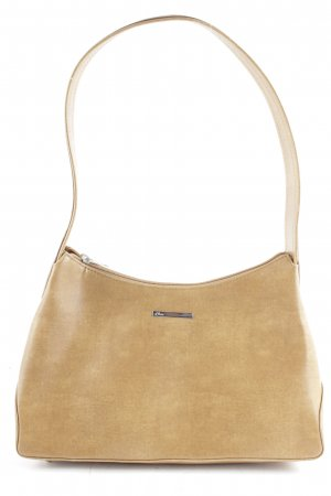 s.Oliver Handbag sand brown flecked casual look