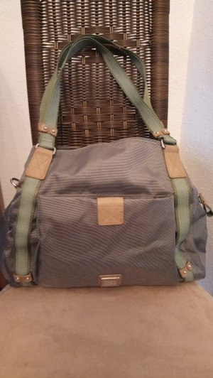 s.Oliver Carry Bag khaki polyester