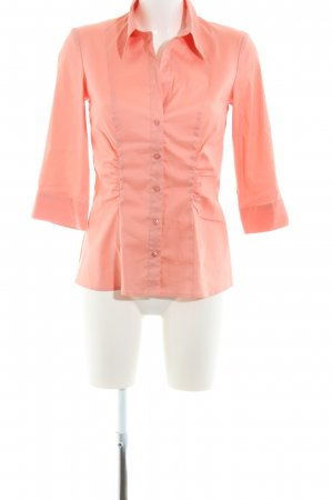 s.Oliver Hemd-Bluse hellorange Business-Look