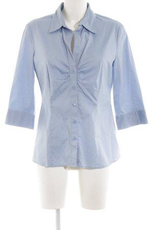 s.Oliver Hemd-Bluse blau Casual-Look