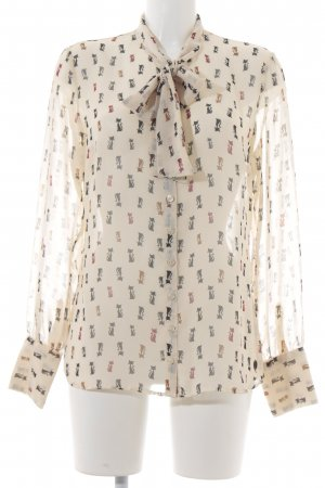 s.Oliver Hemd-Bluse Animalmuster Street-Fashion-Look