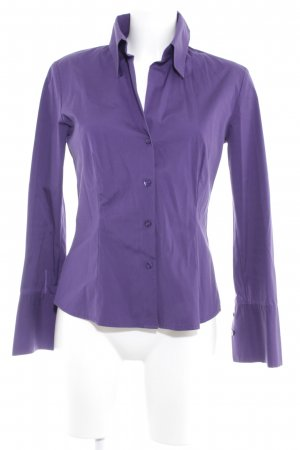 s.Oliver Hemd-Bluse lila Business-Look