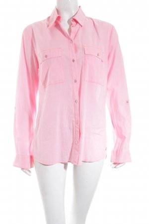 s.Oliver Hemd-Bluse neonpink Casual-Look