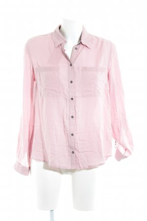 s.Oliver Hemd-Bluse rosa Casual-Look