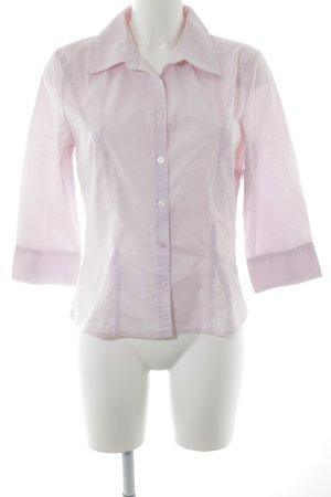 s.Oliver Hemd-Bluse rosé klassischer Stil