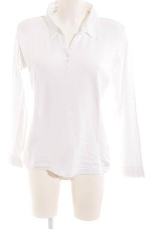 s.Oliver Hemd-Bluse weiß schlichter Stil