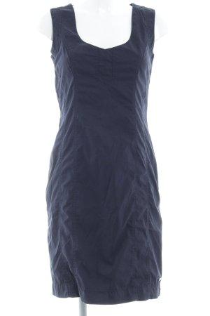 s.Oliver Vestido tipo blusón azul oscuro estilo naval