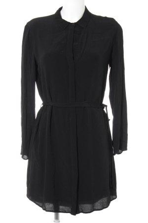 s.Oliver Shirtwaist dress black casual look