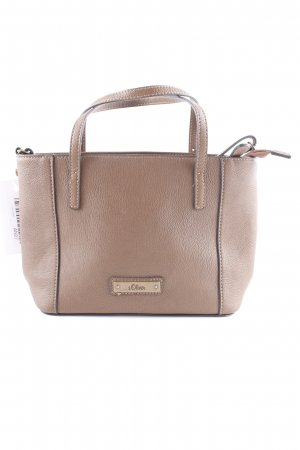 s.Oliver Carry Bag brown casual look