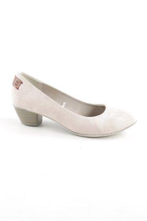 s.Oliver High Heel Sandal cream classic style