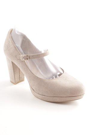 s.Oliver High Heels graubraun Elegant