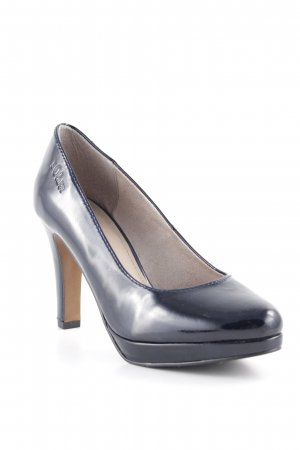 s.Oliver High Heels schwarz Business-Look