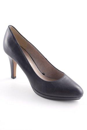 s.Oliver High Heels schwarz-nude Elegant
