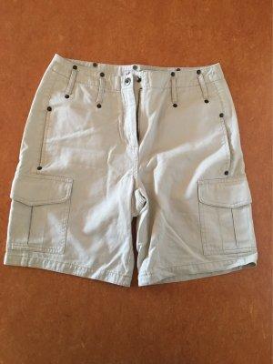 S.Oliver High-Waist Cargo Shorts Gr 36