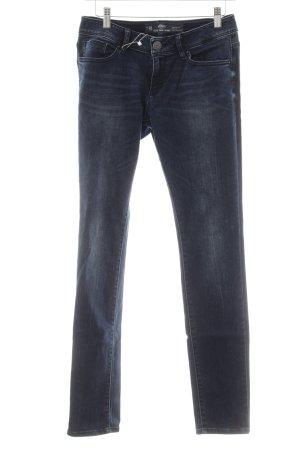 s.Oliver High Waist Jeans dunkelblau Casual-Look