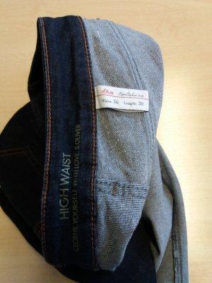 S.Oliver High Waist Jeans Gr. 36/30