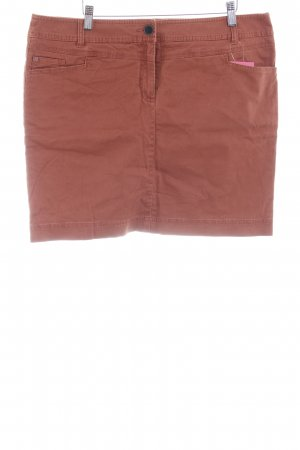 s.Oliver High Waist Rock rostrot Casual-Look