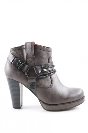 s.Oliver Hochfront-Pumps braun Casual-Look
