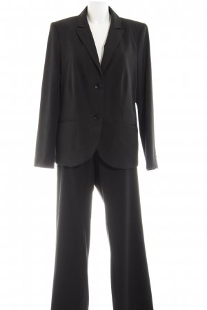 s.Oliver Tailleur-pantalon noir style d'affaires