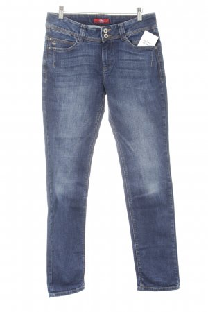 s.Oliver Low Rise Jeans blue jeans look