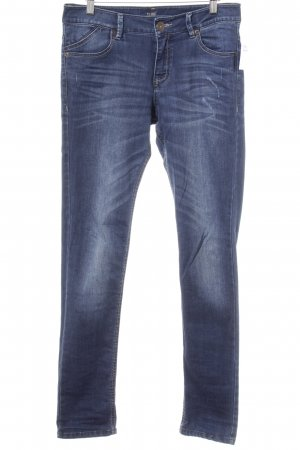 s.Oliver Low Rise jeans donkerblauw Jeans-look