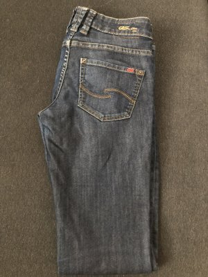 QS by s.Oliver Tube Jeans dark blue