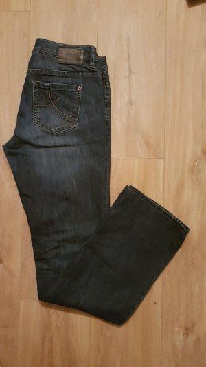s.Oliver Straight Leg Jeans blue-dark blue