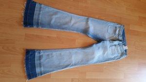 S.Oliver Jeans, flared, Schlagjeans, 70er Look