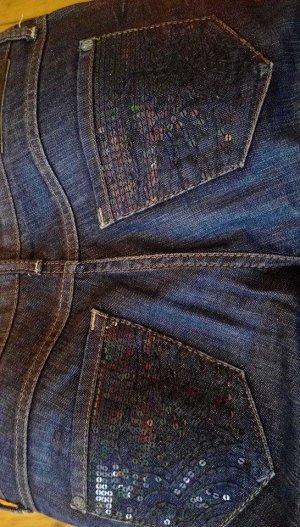 s. Oliver Jeans Gr 27/ 32 Darkblue Röhre