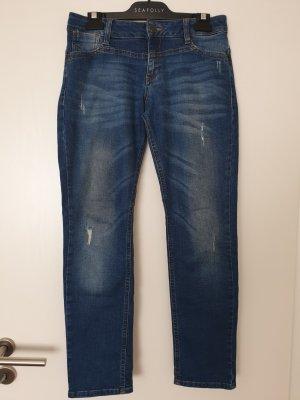 s'Oliver Jeans Gr.36 L30 blau