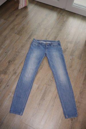s.Oliver Jeans helles blau slim fit
