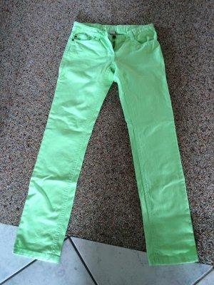 S. Oliver Jeans hellgrün in Gr. 158 *neuwertig*