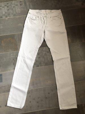 s.Oliver Straight Leg Jeans white