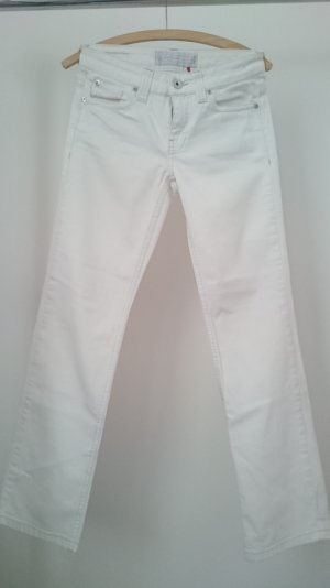 S oliver Jeans Hose weiss Gr. 34