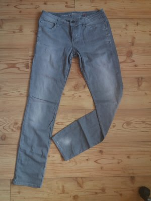 s.Oliver Jeans stretch gris clair-gris