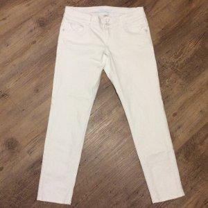 s.Oliver Slim jeans wit