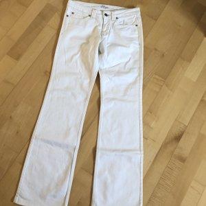 S.Oliver, Jeans, weiß, Größe 36, wie neu