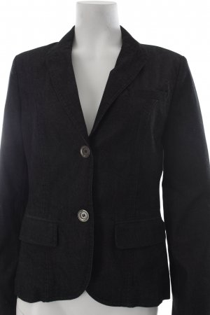 s.Oliver Jeansblazer dunkelblau Business-Look