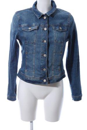 s.Oliver Denim Jacket blue casual look