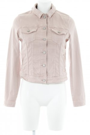 s.Oliver Jeansjacke altrosa Casual-Look