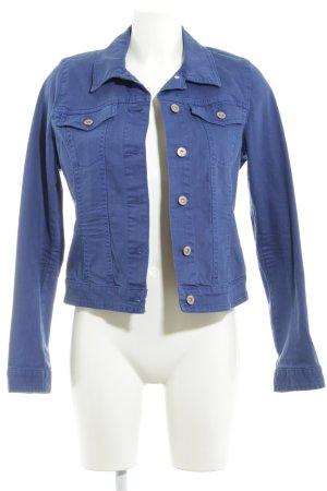 s.Oliver Denim Jacket blue simple style
