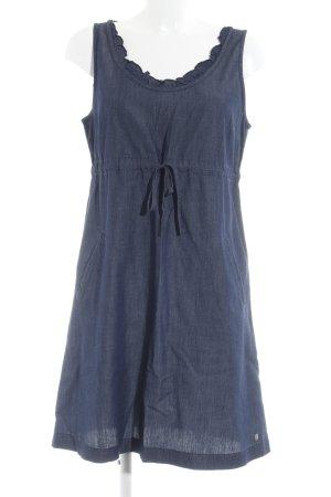 s.Oliver Denim Dress blue simple style